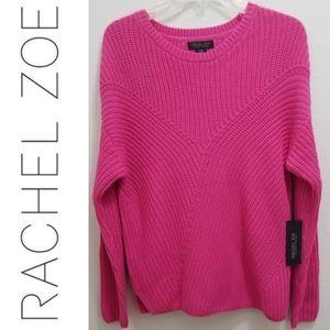 (NWT) RACHEL ZOE Pink Sweater